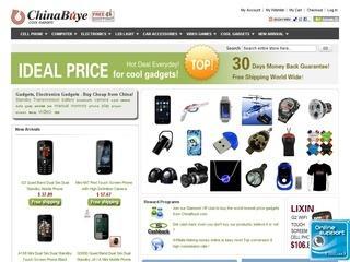 Chinabuye отзывы, купоны, похожие сайты