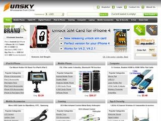 SunSky-Online отзывы, купоны, похожие сайты