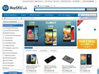 BuySKU отзывы, купоны, похожие сайты