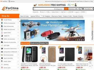 eForChina отзывы, купоны, похожие сайты