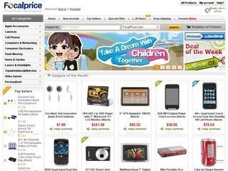 Focalprice отзывы, купоны, похожие сайты