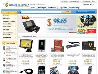 PriceAngels отзывы, купоны, похожие сайты