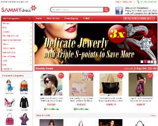 SammyDress отзывы, купоны, похожие сайты