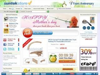 SuntekStore отзывы, купоны, похожие сайты