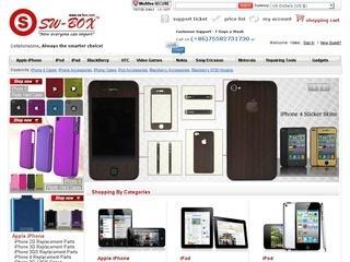 SW-BOX отзывы, купоны, похожие сайты
