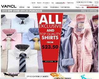 Vancl отзывы, купоны, похожие сайты
