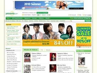 YesAsia отзывы, купоны, похожие сайты
