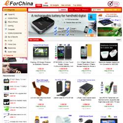 eForChina