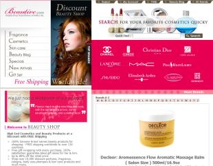 Beautive отзывы, купоны, похожие сайты